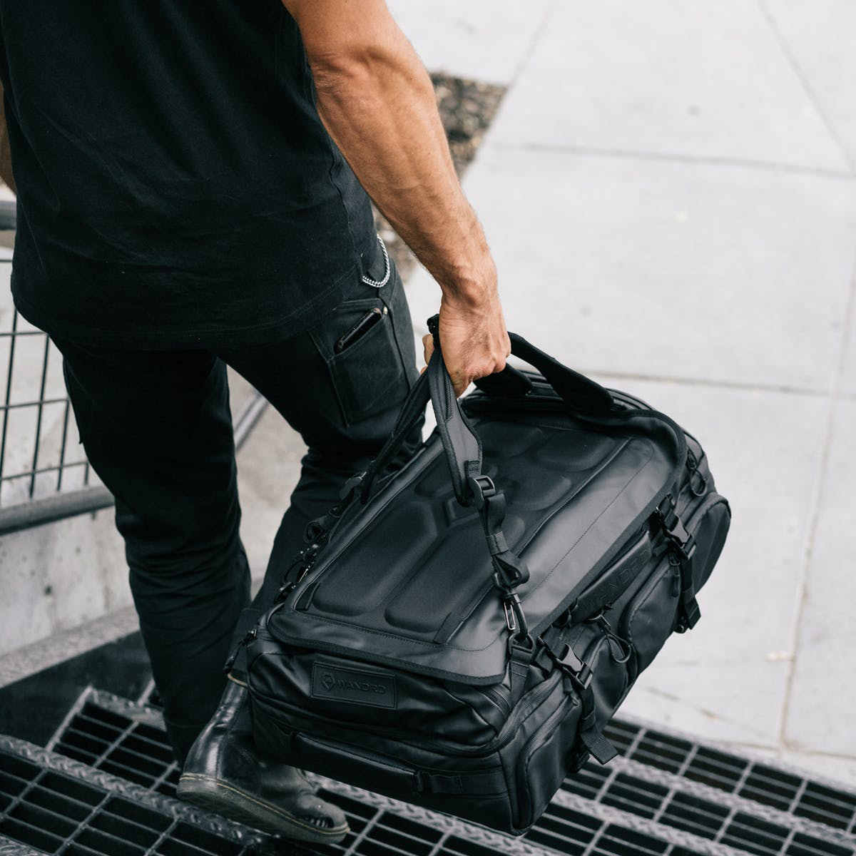 HEXAD Access duffel bag