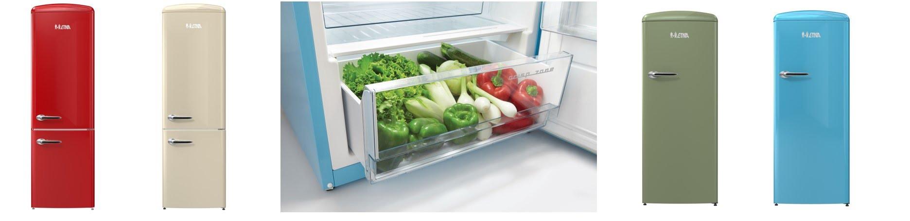 ETNA retro koelkasten