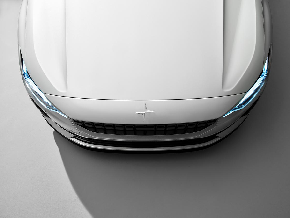 Polestar 2 elektrische auto
