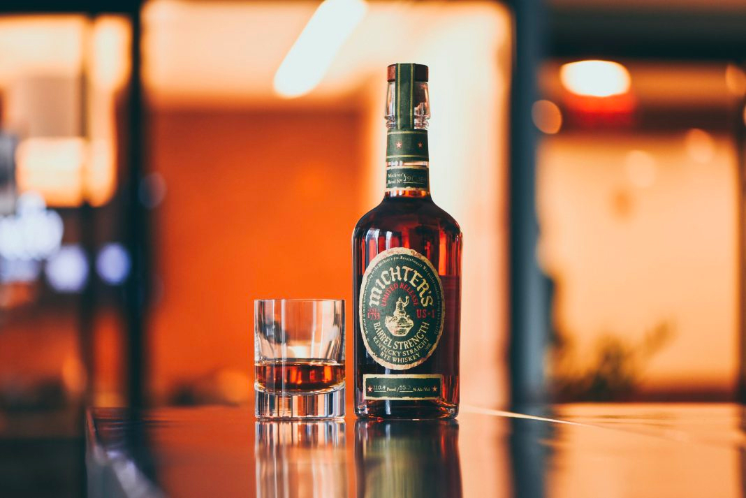 Michter's US*1 Barrel Strength Kentucky Straight Rye Whiskey