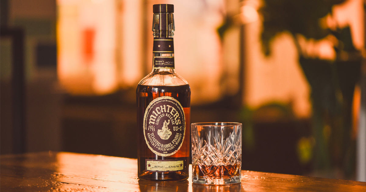 Toasted Barrel Sour Mash whisky