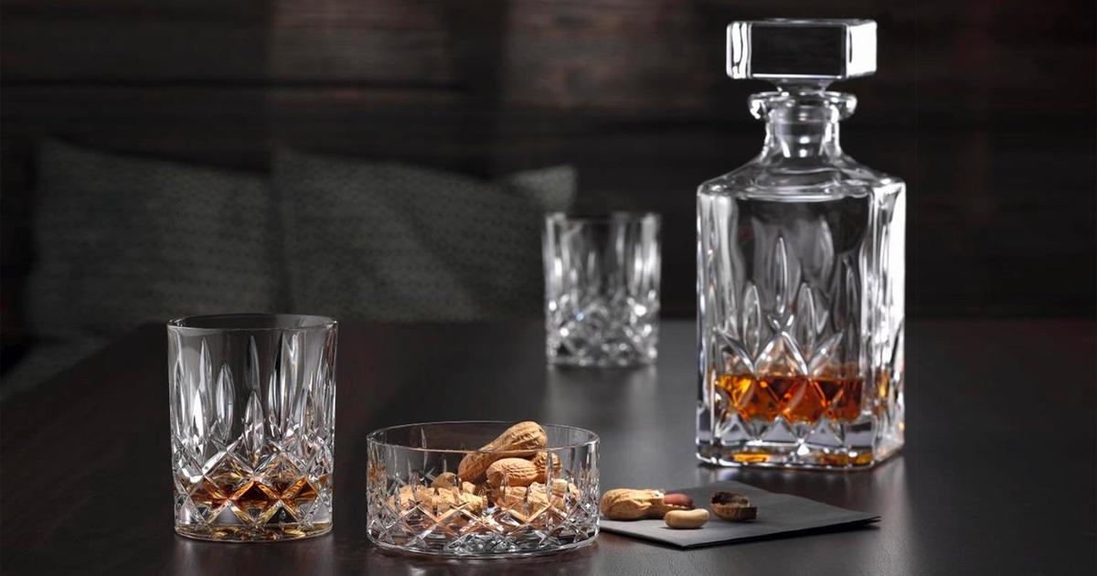 Nachtmann Whiskeyglazen