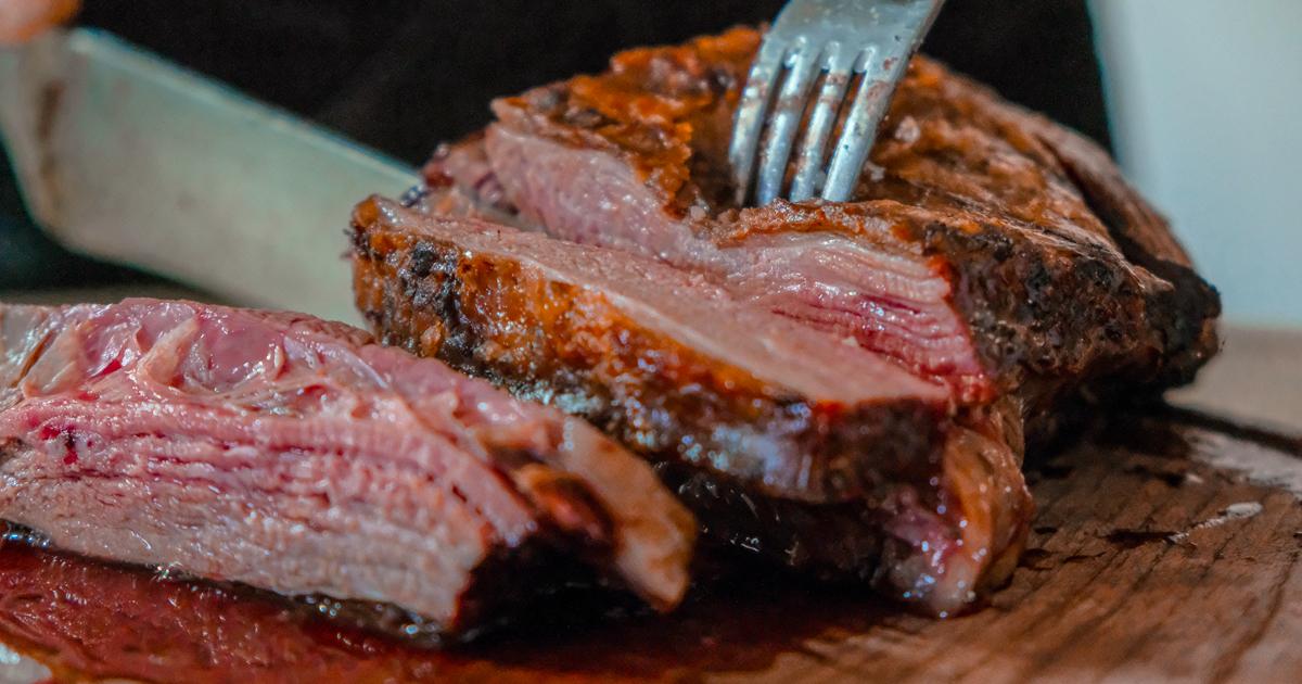 Koookboeken voor vleeseters